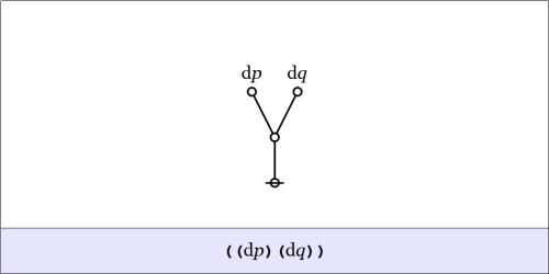 Cactus Graph ((dp)(dq))